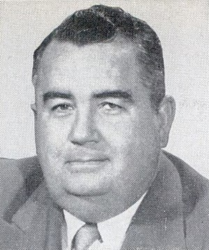 Frank E. Smith - From 1961's Pocket Congressional Directory of the 86th Congress