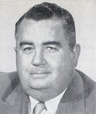Frank Ellis Smith - From 1961's Pocket Congressional Directory of the 86th Congress