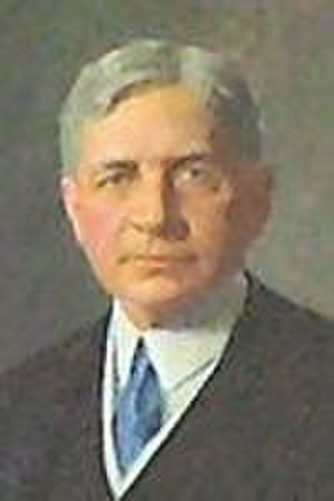 Frank Orren Lowden - Lowden's official portrait as Governor of Illinois