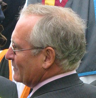 Chief Minister of Jersey - Image: Frank Walker Chief Minister profile