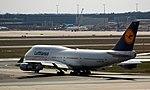 Frankfurt - Airport - Lufthansa - Boeing 747-430 - D-ABTK - 2018-04-02 14-30-32.jpg