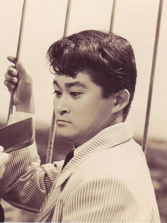 Frankie Sakai - Frankie Sakai in 1956