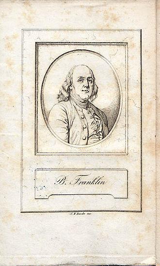 Benjamin Franklin - La scuola della economia e della morale (1825)