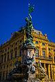 Frankoniabrunnen von Ferdinand von Miller vor Fürstbischhöflichen Residenz Würzburg (11220665266).jpg