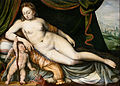 Frans (Floris) de Vriendt - Venus and Cupid - Google Art Project.jpg