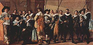 Cornelis Ketel - Image: Frans Hals 005