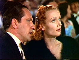 Fredric March en Carole Lombard in Nothing Sacred