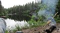 Fresh Trout Cooking - panoramio.jpg
