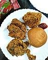 Fried chicken with bun.jpg