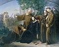 Friedrich Friedländer Ritter von Malheim - Der Tod Torquato Tassos - 2982 - Kunsthistorisches Museum.jpg