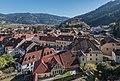 Friesach Hauptplatz Ansicht vom Petersberg 28102016 5287.jpg