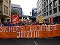 Front of the Seebrücke demonstration Berlin 06-07-2019 28.jpg