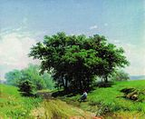 Fyodor Vasilyev Summer hot day 10975.jpg