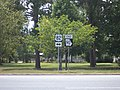GA90 terminus at US82, Willacoochee.JPG
