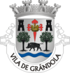 Coat of arms of Grândola, Portugal