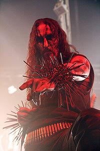 Gaahl Gorgoroth