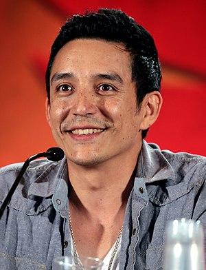 Gabriel Luna - Luna at Phoenix Comicon in May 2017