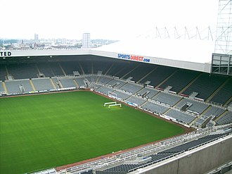 St James' Park - The Gallowgate End