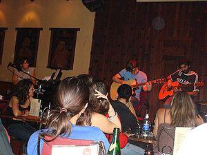 Gandhi (Costa Rican band) - Gandhi in Jazz Café, Costa Rica, 2006