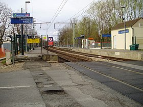 Image illustrative de l'article Gare de Gravigny-Balizy