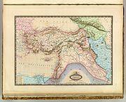 Garnier, F. A., Turquie, Syrie, Liban, Caucase. 1862