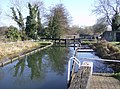 Garston Lock, Kennet and Avon Canal - geograph.org.uk - 332670.jpg