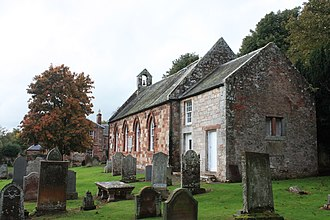 Garvald, East Lothian - Garvald Parish Church