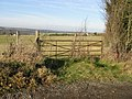 Gate into field near Out Elmstead - geograph.org.uk - 1128249.jpg