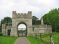 Gatehouse New Town Dorset - geograph.org.uk - 187320.jpg