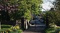 Gates of All Saints' Church, Kirk Deighton (16th April 2020).jpg