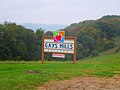 Gays Mills Welcome Sign - panoramio.jpg