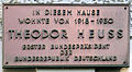Gedenktafel Fregestr 80 (Schön) Theodro Heuss.jpg