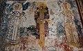 Gelati monastery - 3 figures fresco mural.jpg