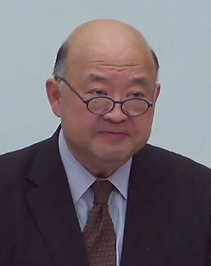 Chief Justice of the Court of Final Appeal - Image: Geoffrey Ma