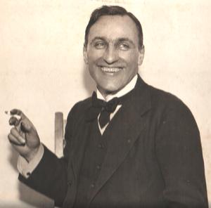 George Calderon - Image: George Calderon smiling with cigarette