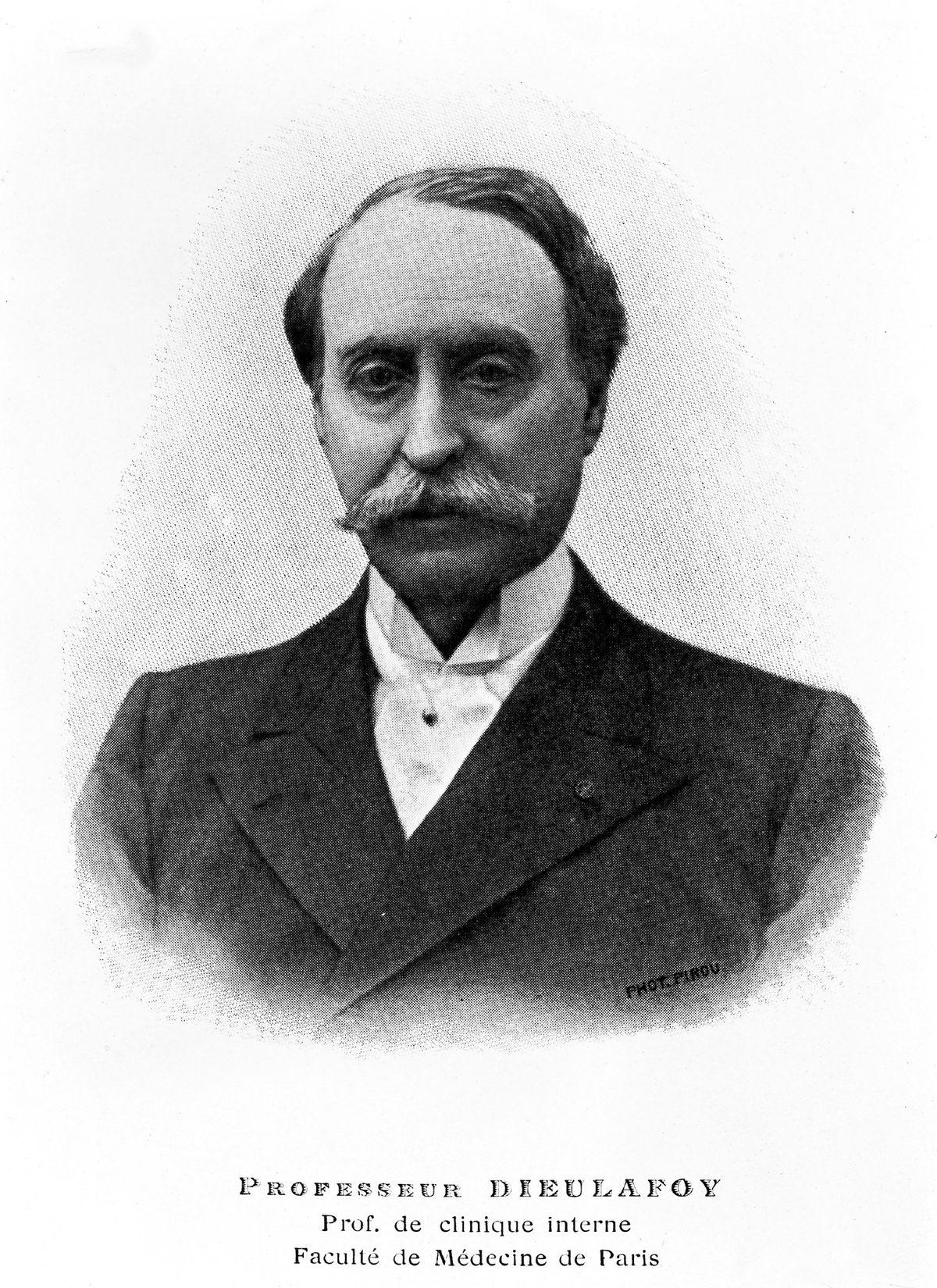 Georges Dieulafoy Wikip 233 Dia