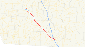 Georgia state route 133 map.png