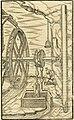 Georgii Agricolae De re metallica libri XII. qvibus officia, instrumenta, machinae, ac omnia deni ad metallicam spectantia, non modo luculentissimè describuntur, sed and per effigies, suis locis (14593382278).jpg