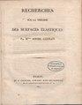 Germain - Récherches sur la théorie des surfaces élastiques, 1821 - 723413.tif