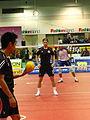 German Team in King's Cup Sepak Takraw 3.jpg