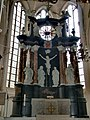 Germany Luebeck St Aegidien altar.jpg
