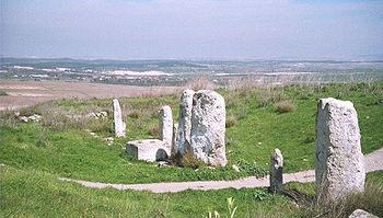 Gezer-Stone-steles