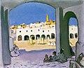 Ghardaia, the Arcades Albert Marquet (1921).jpg