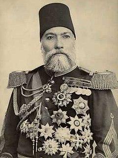 Osman Nuri Pasha Ottoman field marshal