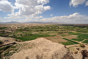 Ghazni Province - View of the Old Ghazni City