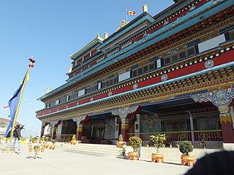Ghum, West Bengal - Ghoom Monastery, Darjeeling, 2017