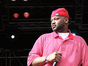 Ghostface Killah - Ghostface Killah in Norway 2010