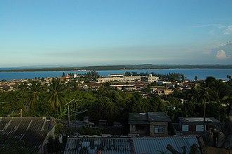 Gibara - View of Gibara