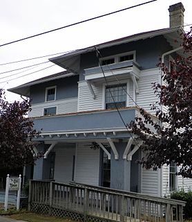 Thomas J. Gill House United States historic place