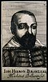Giovanni Gironimo Bronziero. Line engraving, 1688. Wellcome V0000788.jpg
